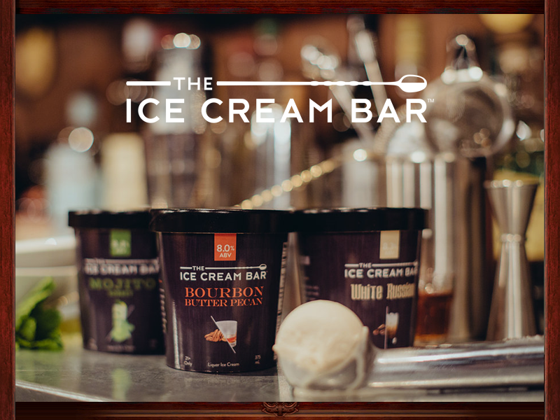The Ice Cream Bar in FP Frame