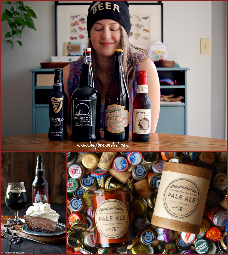 Hey Brewtiful Collage